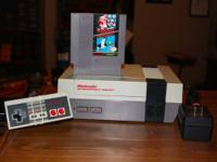 This Nintendo has actually been restored! It no longer