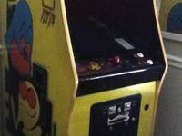 Yes the original Pac-Man game you played in the arcades