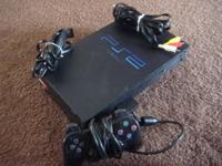 Original Playstation 2 system in GREAT condition! This