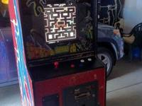 I have an original Space Invaders arcade game for sale!