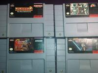Want to offer my Super Mintendo, Super NES Mario set.