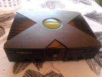 Original Xbox Console For Sale $10.  Console Should