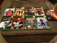 Original Xbox games  Marc Ecko's Getting Up - $5