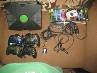 ORIGINAL XBOX COLLECTION I had great fun with it just