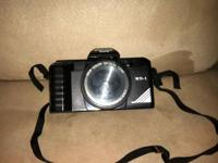 SRZ Orion 500 WR-1 35mm Camera. When I got it, come