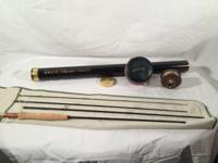 Brand new Orvis rod and reel, never used except