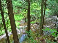 WATERFRONT PROPERTY on TROUT BROOK 4.1 acres, 237 feet