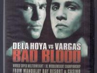 Oscar De La Hoya and Fernando Vargas settle their