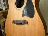 Oscar Schmidt OG2 Dreadnought Acoustic Guitar. Good