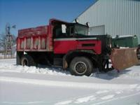 Selling a county owned and operated 1967 OSHKOSH 4