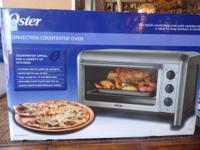 Oster Convection Kitchen counter Stove.  New In The Box