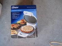 Oster Food Steamer. New never used Model 5711. Double