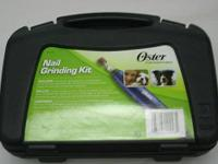 OSTER Professional Products - Nail Grinding Kit for