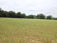 29.43 acres of gorgeous rolling pastureland for sale in