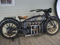 This is a very rare classic 1924 Other Makes Henderson