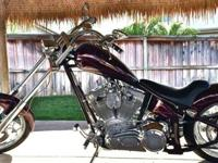 "For Your Consideration:2005 Saxon Warlord Chopper. ""The"
