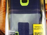 BRAND NEW IN BOX NEVER OPENED OTTER BOX FOR SAMSUNG