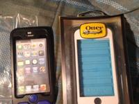 Offering my otterbox armor arctic new. When and I