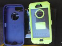 I have a new never used otterbox iphone 5/5s rubber