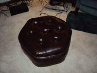 I have for sale a really nice ottoman Has no rips or