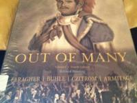Out of many volume 1 $10.00 Call or text 778-3458