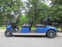 If you are looking for a quality Golf Cart Limo, Please