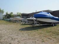 Boat Yard Clearance at Ahlstrand Marine 1300 Townline