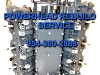 Professional and affordable outboard engine overhaul