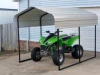 New Portable Awning/Outdoor storage for ATVs,