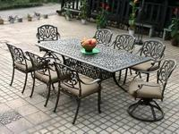 Enjoy garden dining with table and chair sets for your