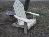 NEW! HANDCRAFTED OUTDOOR/PATIO FURNITURE! BIG BOY,