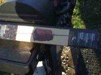 NIB outdoor grill Rotisserie kit. Still new in box and
