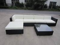 Beautifl 6pcs outdoor rattan furniture set From the