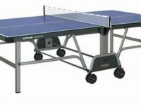 Trying to find an outdoor ping pong table? What is the