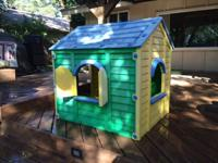Great outdoor young child play house. It has actually