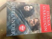 new copy (paperback) of Outlander by Diana Gabaldon.