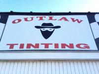 Outlaw Tinting still offers lifetime warranty on our