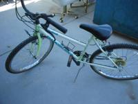 I have an Outlook Diamond Back bike for sale for $120.