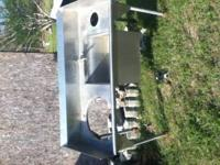 I have a outside stainless steel sink that would be