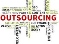 Outsourcing is basically getting work done by assigning