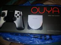 I am selling an Ouya system that has been used for