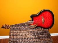 Well kept, nice Ovation Celebrity acoustic guitar for
