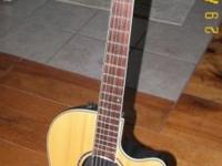 Ovation Celebrity GC057 Acoustic/Electric Guitar-