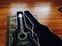 Ovation Collectors Series Guitar 1256 1983 in good