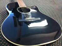 Ovation Celebrity CC28 Super-Shallow Acoustic-Electric