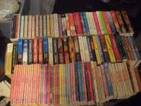 Im selling over 100 books for $1.00 a book or You can