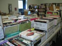 HUGE USED BOOK SALE with over 18,000 books ----