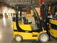 Yale 2008 5000 LB Pneumatic Tire FORKLIFTFor More Info