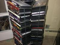 PLEASE CALL  MOVING SALE ALL MUST GO 200 plus DVD's for