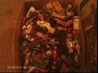 this is a crate full of just match box cars semis all
